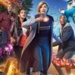 Exclusive: Doctor Who's Jodie Whittaker on working with Bradley Walsh, Tosin Cole and Mandip Gill