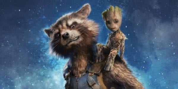 James Gunn is excited to finish Rocket's story in Guardians of the Galaxy Vol. 3