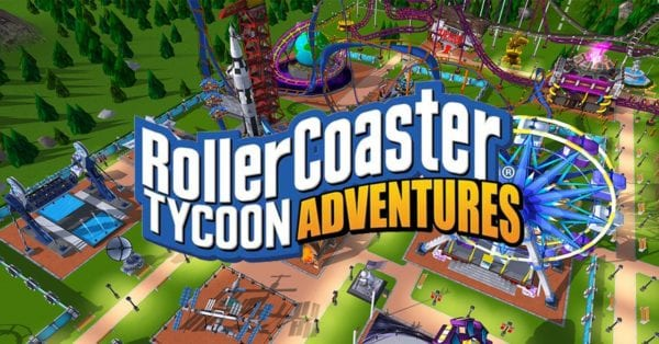 RollerCoaster Tycoon Adventures arrives on Nintendo Switch