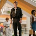 Chris Pine learned of Steve Trevor's Wonder Woman 1984 return during production on the first movie