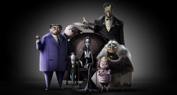 The Addams Family animated movie gets a synopsis