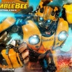 Prime 1 Studio unveils Bumblebee collectible statue from the upcoming Transformers spinoff