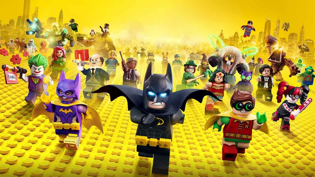 The LEGO Batman Movie sequel in development