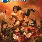 Conan the Barbarian enters the Marvel Universe in Avengers: No Road Home