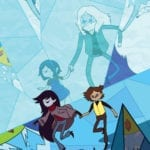 First-look preview of Adventure Time: Marcy & Simon #1