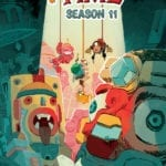 Preview of Adventure Time Season 11 #3
