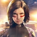 Rosa Salazar featured on new Alita: Battle Angel poster