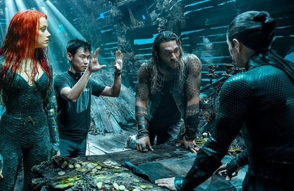 Aquaman's James Wan offers Shazam! director advice on dealing with fan expectations