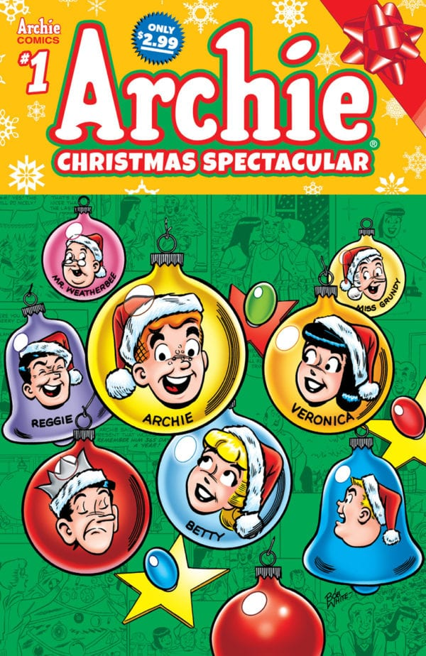 Preview of Archie Christmas Spectacular #1