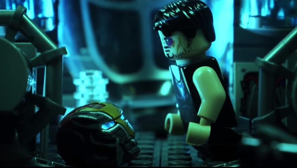 Endgame Trailer Photo: Marvel's Avengers: Endgame Trailer Gets Two LEGO Remakes