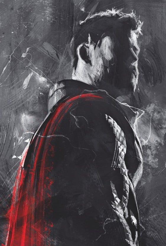 Avengers Endgame Gets A Huge Batch Of Promotional Artwork