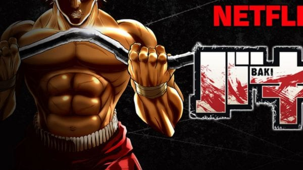 Anime Review - Netflix's Baki