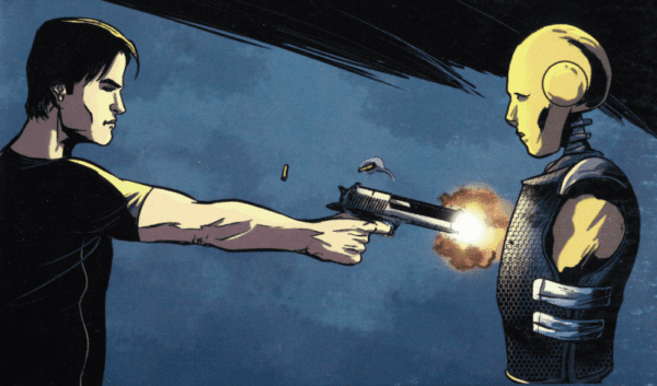 NBC adapting graphic novel The Blacksmith for the small screen