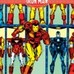 Preview of Bob Layton's Iron Man Artist Select