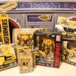 #JointheBuzz with Hasbro's new Transformers: Bumblebee products