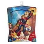 Hasbro's Captain Marvel dolls and action figures unveiled