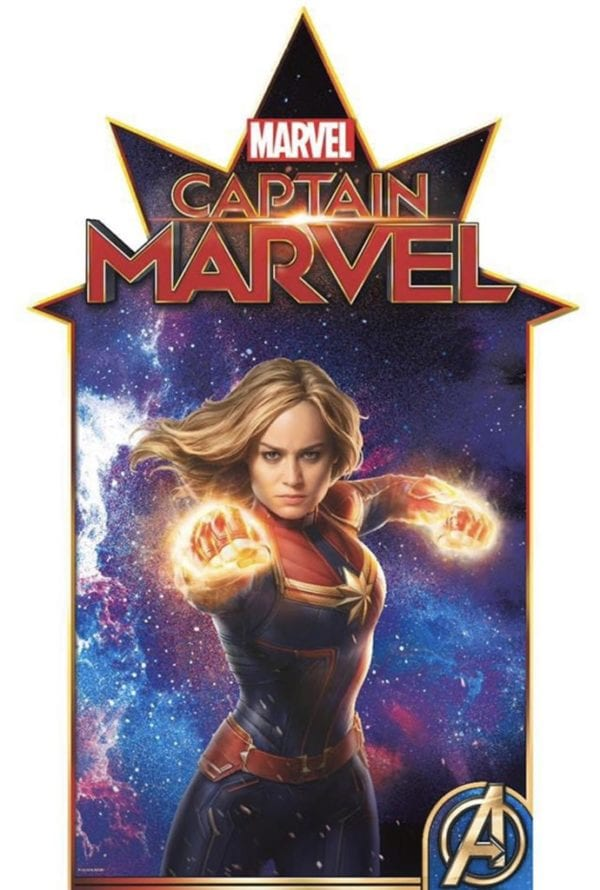 Two New Promo Posters For Captain Marvel