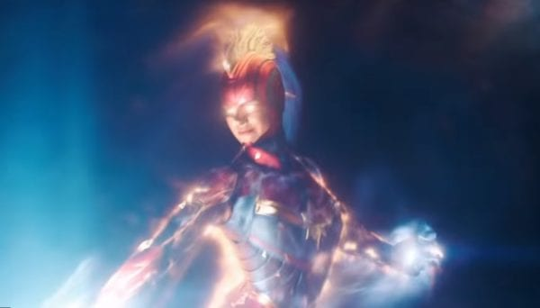 Watch the New Born Free TV Spot for Captain Marvel!