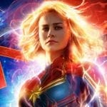 Captain Marvel gets a new poster ahead of today's trailer