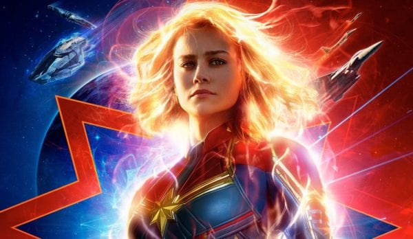 Second Captain Marvel trailer released
