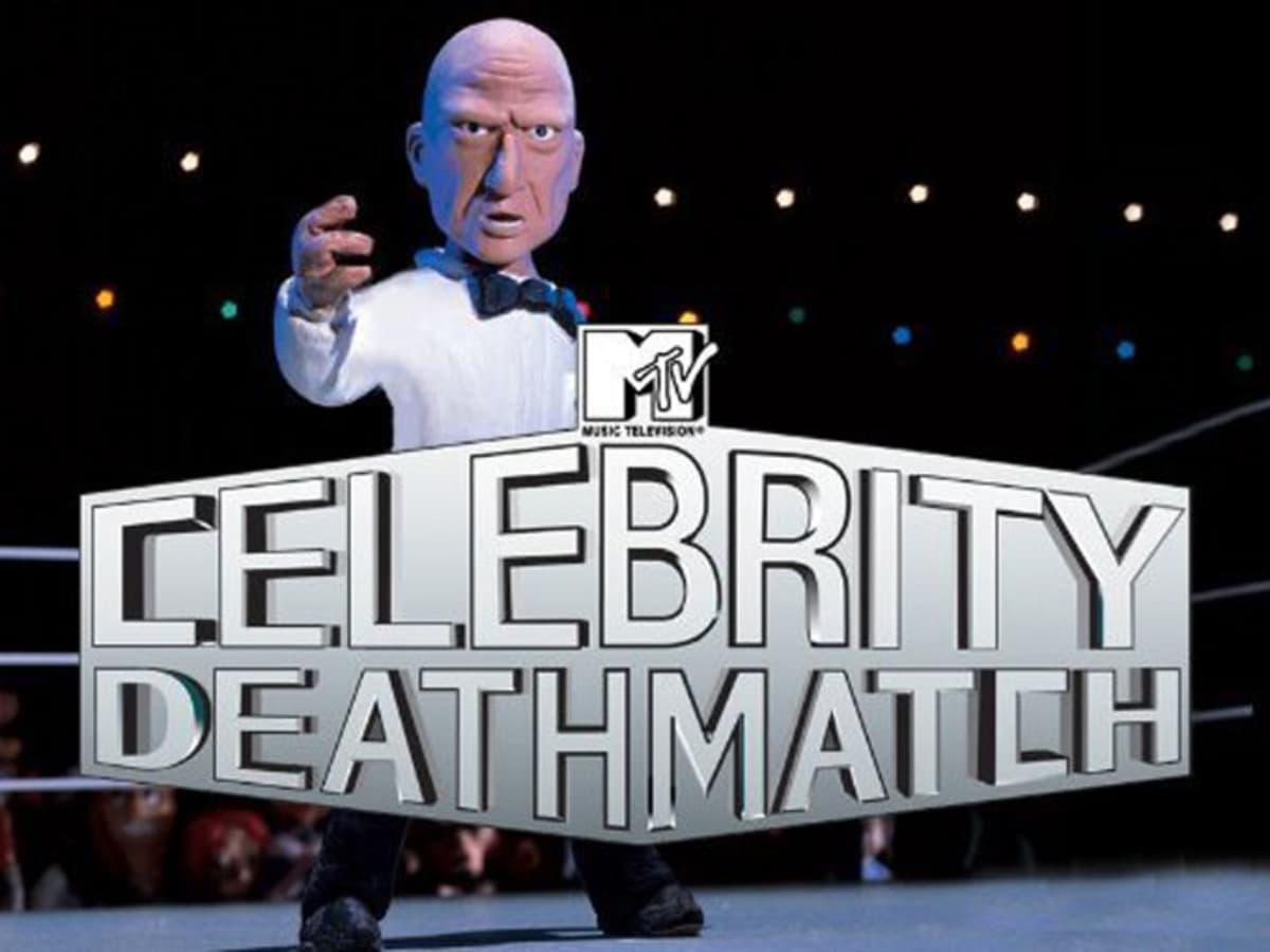 Celebrity Deathmatch (Western Animation) - TV Tropes