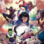 Preview of Champions Annual #1