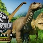 Cretaceous Dinosaur Pack brings new dinos to Jurassic World Evolution