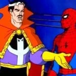 Doctor Strange featured in the first draft of Spider-Man: Into the Spider-Verse