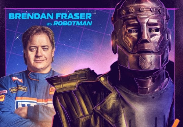 Doom Patrol Teaser And Character Posters Look Awful