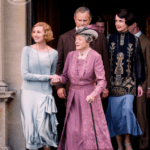 First-look images from the Downton Abbey movie released