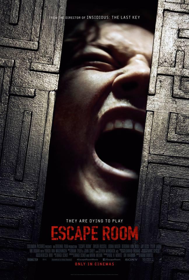 Escape Room 2019 Stream