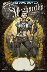 FCBD19_S_Benitez-Productions_Lady-Mechanika-FCBD-2019--195x300