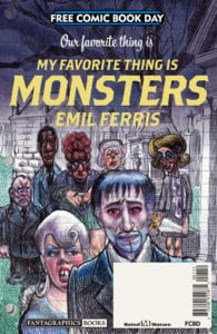 FCBD19_S_Fantagraphics_My-Favorite-Thing-is-Monsters-195x300