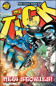 FCBD19_S_New-England-Comics_The-Tick-2019-FCBD--196x300