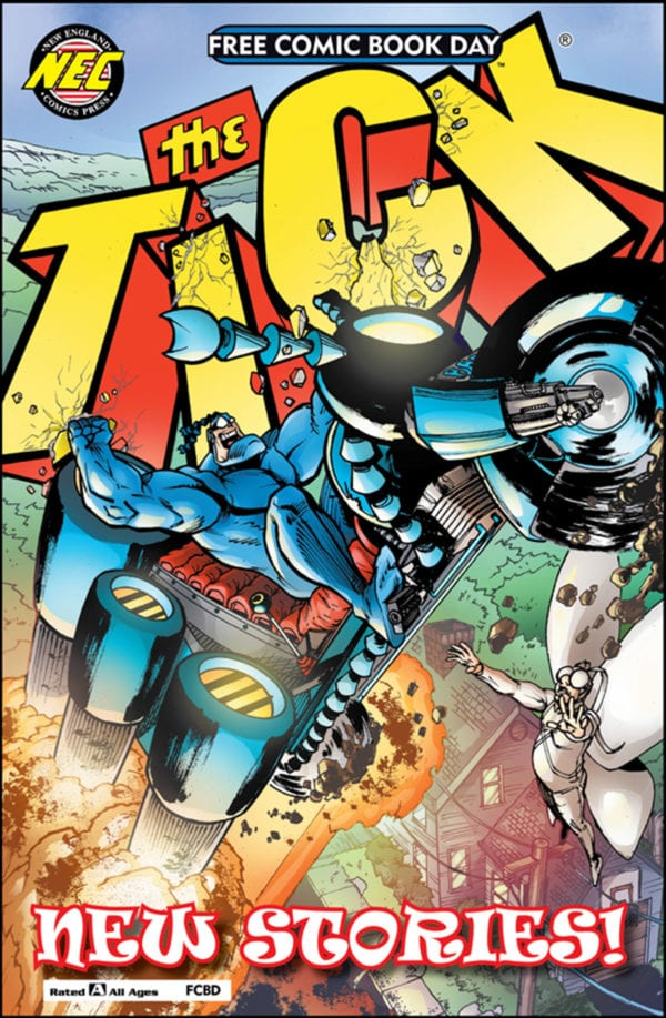 FCBD19_S_New-England-Comics_The-Tick-2019-FCBD--600x917