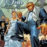 Preview of Fantastic Four: Wedding Special #1
