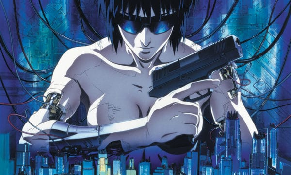 Ghost In The Shell Anime Stream Deutsch