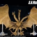 Godzilla: King of the Monsters collectibles offer first look at Mothra, Rodan and King Ghidorah