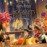 Time to put up the Christmas decorations in Harry Potter: Hogwarts Mystery