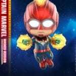 Hot Toys' Captain Marvel Cosbaby Bobble-Heads Series revealed