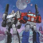 IDW relaunching Transformers with new series