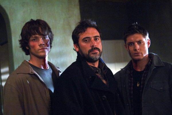 Jeffrey Dean Morgan returning for Supernatural's 300th episode