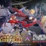 Fullmetal Alchemist joins mobile RPG Knights Chronicle
