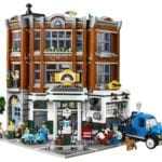 LEGO Creator Corner Garage 2019 Modular Building revealed