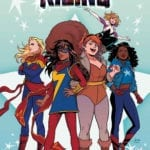 Marvel to deliver a titanic team-up this March with Marvel Rising #1