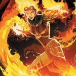 Preview of Magic: The Gathering: Chandra #1