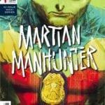 Preview of Martian Manhunter #1