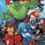Preview of Marvel Action: Avengers #1
