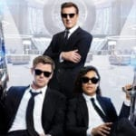 Chris Hemsworth and Tessa Thompson star in first Men in Black: International trailer