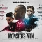 UK poster and trailer for Monsters and Men